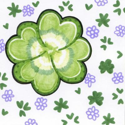 Four Leaf Clover by Valarie Wade