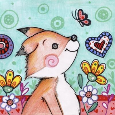 Foxyfriend by Valarie Wade