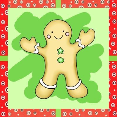 Gingerbread Cookie by Valarie Wade