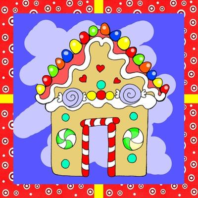 Gingerbread House by Valarie Wade