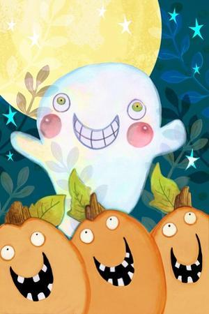 Happy Ghost by Valarie Wade