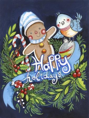 Happy Holidays by Valarie Wade