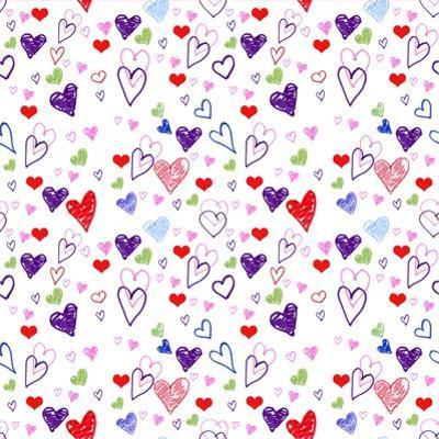 Hearts 1 by Valarie Wade