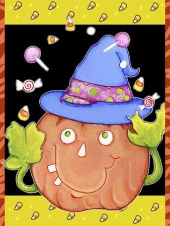 Juggling Pumpkin by Valarie Wade