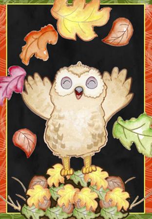 Leaf Pile by Valarie Wade