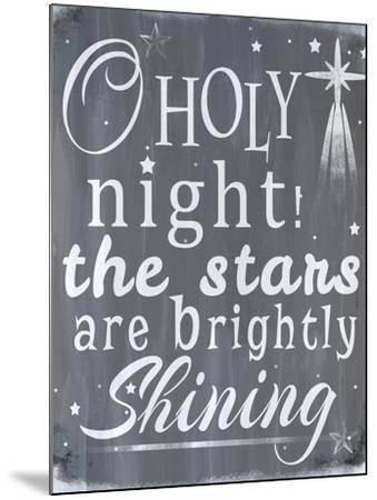 O Holy Night by Valarie Wade