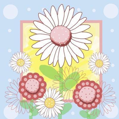 Pastel Daisies by Valarie Wade