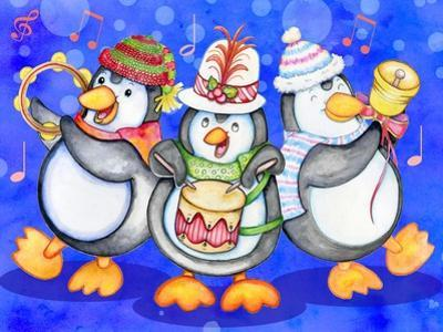 Penguin Percussion by Valarie Wade