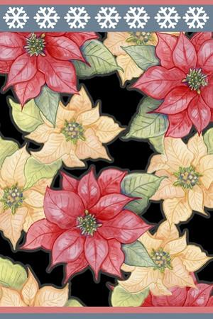 Poinsettias by Valarie Wade