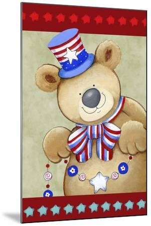 Stars and Stripes Bear by Valarie Wade