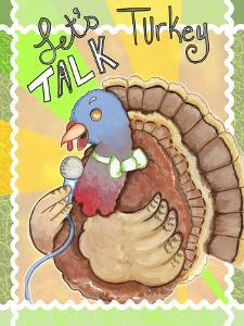 Talking Turkey by Valarie Wade