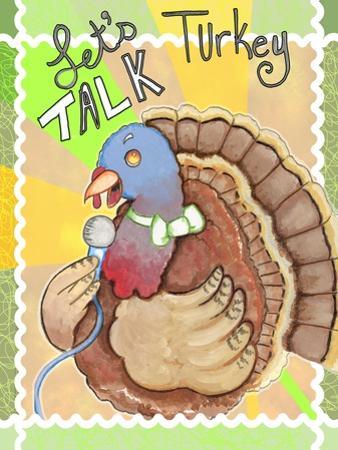 Talking Turkey by Valarie Wade