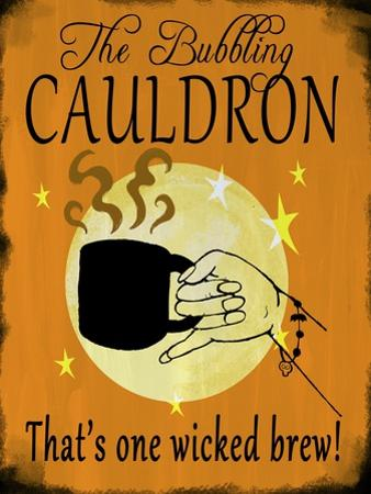 The Bubbling Cauldron by Valarie Wade