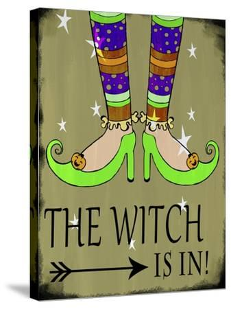 The Witch Is In by Valarie Wade