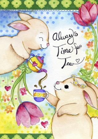 Time for Tea by Valarie Wade
