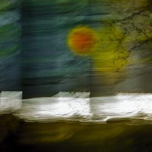 Lochside (II) by Valda Bailey