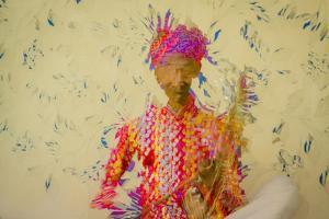 Sitar Man by Valda Bailey