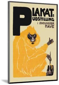 Udstilling I Zoologisk Have by Valdemar Andersen