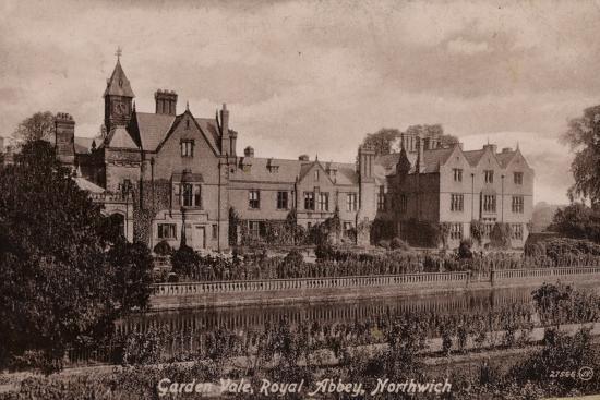 Vale Royal Abbey--Photographic Print