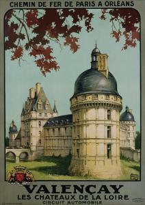 Valencay Poster