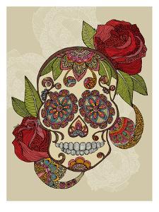 Sugar Skull by Valentina Ramos