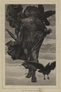 Odin, the Northern God of War by Valentine Cameron Prinsep