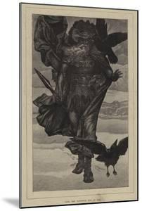 Odin, the Northern God of War by Valentine Cameron Prinsep