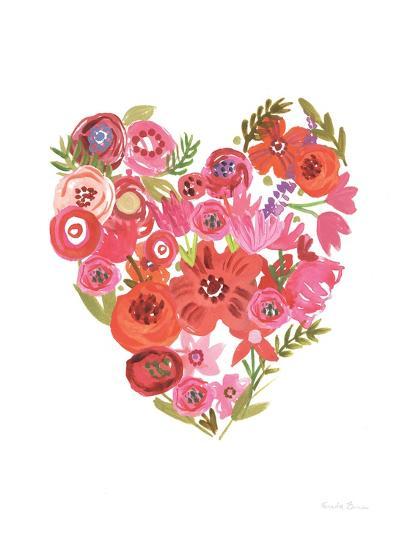 Valentine Chic II no Words-Farida Zaman-Art Print