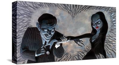 Valentine Lust-Bob Lizarraga-Stretched Canvas Print