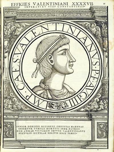 Valentinianus III-Hans Rudolf Manuel Deutsch-Giclee Print