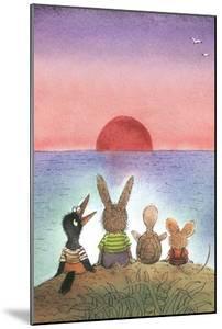 Something Red - Turtle by Valeri Gorbachev