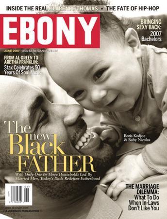 Ebony June 2007