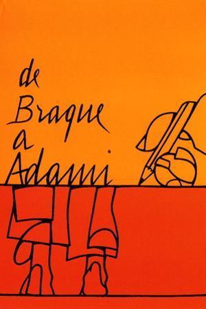 De Braque à Adami