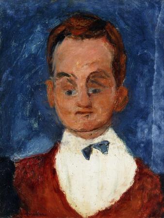 Valet, Valet De Chambre, C.1927By Chaim Soutine