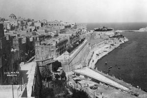 Valetta, Malta, C1920S-C1930S