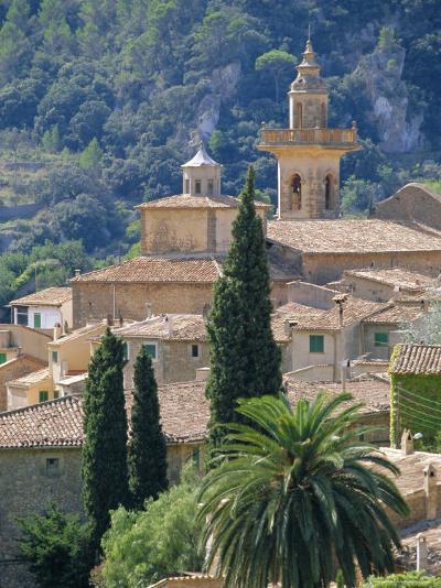 Valldemosa, Mallorca, Balearic Islands, Spain, Europe-John Miller-Photographic Print