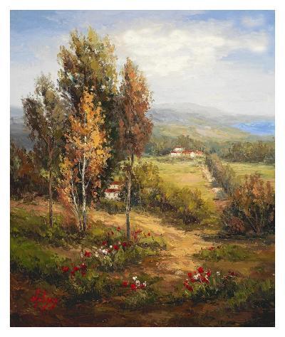 Valle Salerno-Hulsey-Art Print