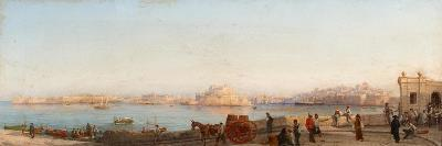Valletta from Near Manoel Island-Giancinto Gianni-Giclee Print