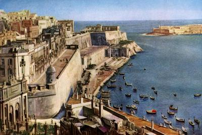 Valletta, Malta, C1930S--Giclee Print