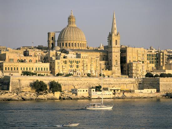 Valletta, Malta-Peter Thompson-Photographic Print