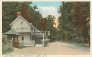Valley Green Inn, Philadelphia, Pennsylvania