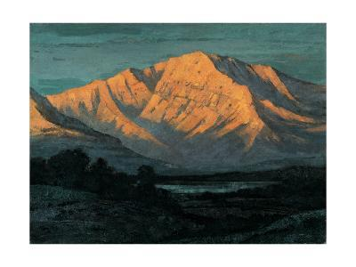 Valley in Colorado-Yunlan He-Giclee Print