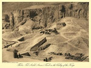 Valley of the Kings, Tut's Tomb