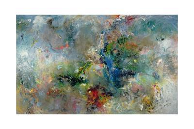 Valley of the Waterfalls, 1994-Jane Deakin-Giclee Print