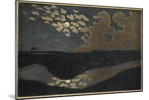 Moonlight, 1894 by Vallotton F?x