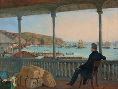 Valparaiso, 1841-Johann Moritz Rugendas-Giclee Print