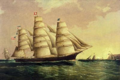 Valparaiso-James E^ Buttersworth-Giclee Print