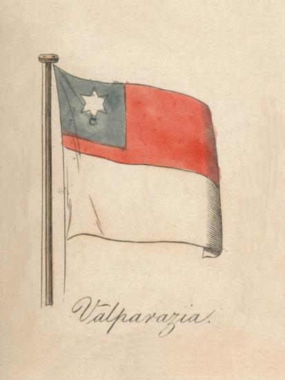 'Valparazia', 1838-Unknown-Giclee Print