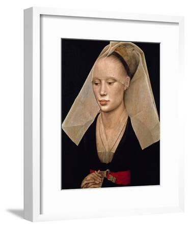 Portrait of a Woman, C. 1460