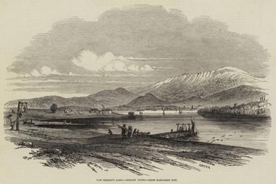Van Diemen's Land, Hobart Town, from Kangaroo Bay